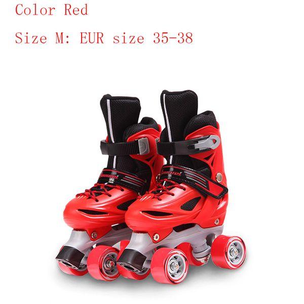 حجم أحمر M