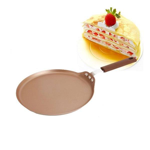 Non-stick Skillet Copper Pan Skillet Frying Pan Coating and Induction cooking,Oven & Dishwasher safe 9.5 Inches