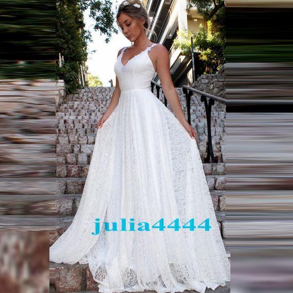7c47ea4950c7 Vestidos de casamento 2019 Robe de mariee Do Vintage Lace Nova Linha A  Vestido De Noiva