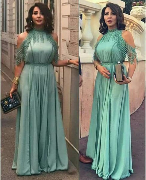 Sexy Mint Green Long Prom Dresses With Lace Sheath Floor Length Formal Women Special Occasion Prom Dress Custom Made Evening Gowns Online