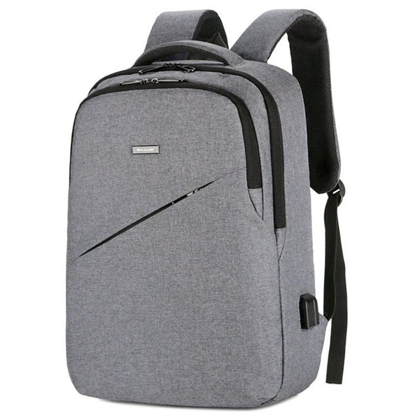 Men's Bags Latest Collection Of Novelty Waterproof Backpack Usb Charging Rusksack Hot Sale Vacation Tourism Bagpack Anti-thief Women Men Street Backpacks 2019