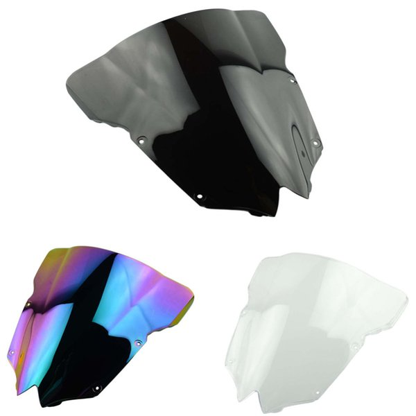 Motorcycle ABS Windshield WindScreen Screen Protector Scooter For Yamaha YZF600 R6 2008 2009 2010 2012 2013 2014 2015 2016 2017