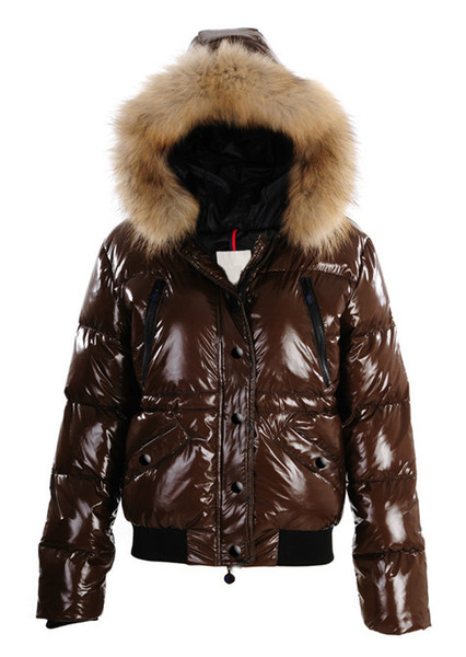 Best Quality Winter Womens Fashion Brand Thick Cool Down Jackets White Goose Casual Round Collar Comfortable Down Parkas Cotton Coats