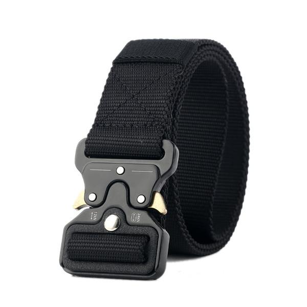 Tactical Gürtel Nylon Gürtel im Freien multifunktionale Trainin Combat Belts robuster Bund