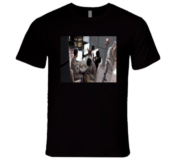 FUTURISTIC VISION, FUTURE CITY, COMPUTER TECHNOLOGY SCREEN CITY T Shirt Mens 2018 fashion Brand T Shirt O-Neck 100%cotton