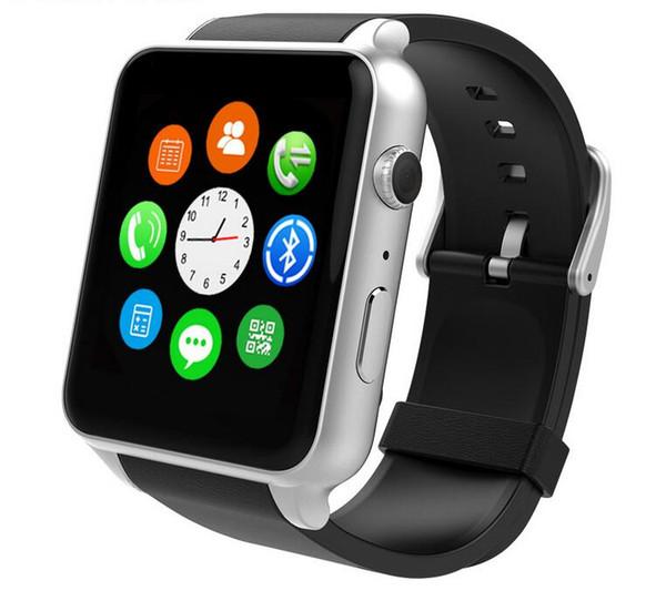 2018 SIM-карта Bluetooth Sports GT88 Смарт-часы с пульсометром и наручными часами Phone Mate Независимый смартфон