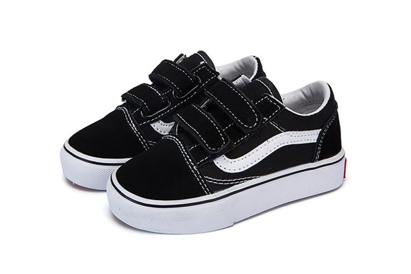 2018 Brand Children Casual shoes youth Boys Girls Sneakers Running Shoes babay Kids canvas sneakers shoes Size 6C-3Y