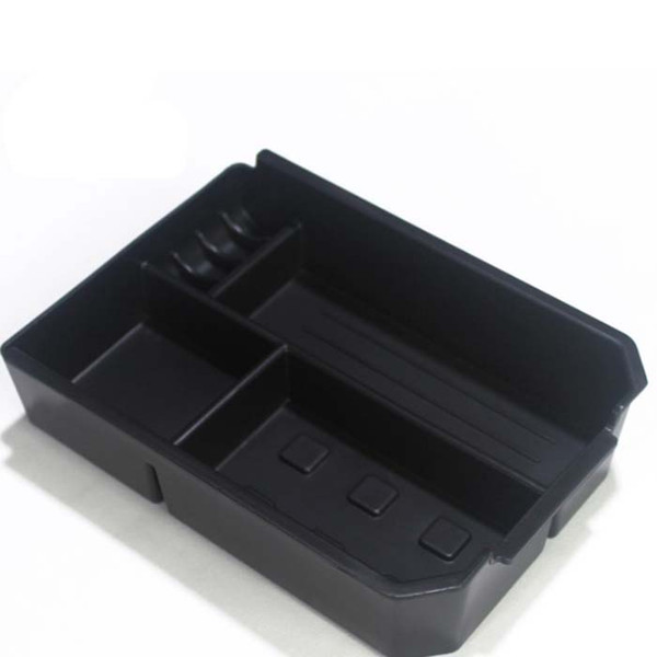 Car Armrest Storage Box Glove Box Tray Storage Box Auto Accessories For Toyota RAV4 RAV 4 2013 2014 2015 , car styling