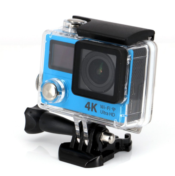 Free Shipping 4K 15FPS Action Sports Cam H3R Wifi 2.0 LTPS + 0.95 OLED Screen Recorder Marine Sports Cam 1080P