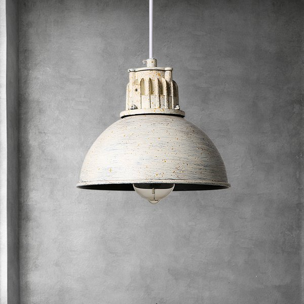 Antique Industrial Edison Vintage Pendant Lamp E26 Metal Black Downlight Hanging Light Fixture for Kitchen Hallway Dining Room