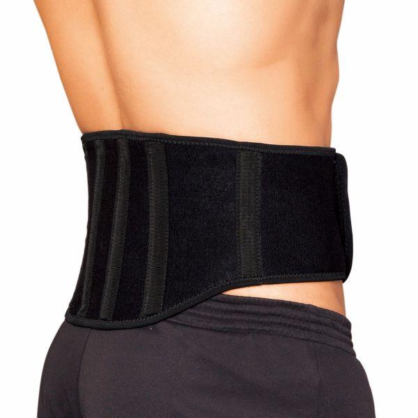 Förderung Atmungsaktive Schwamm Taille Unterstützung Einstellbare Lendenwirbelsäule Rückenstütze Elastische Taille Trimmer Wein