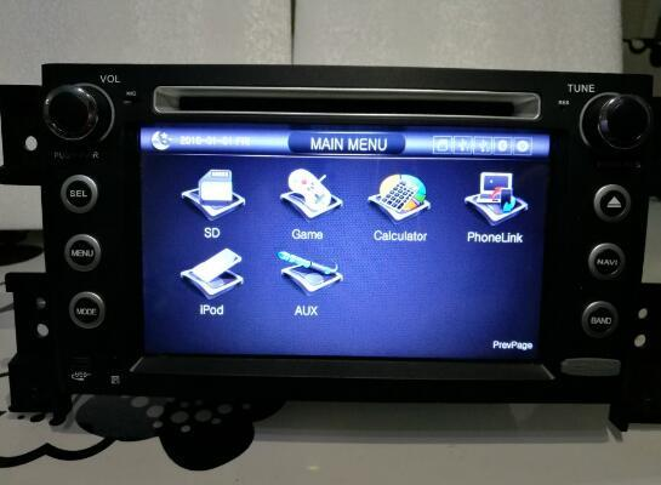 Factory wholesale high quality car dvd gps for 7 inch suzuki GRAND VITARA ( 2007-2013)+steering wheel+dual zone+ebook+free map
