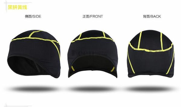 CHEJI Winter Cycling Cap Ear Protection Thermal Cycle Bike Bicycle Hat Cap Black