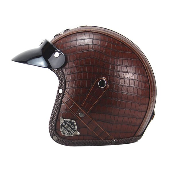 Free shipping all kinds of Harley Helmets 3/4 Motorcycle Chopper Bike helmet open face vintage motorcycle helmet DOT approved