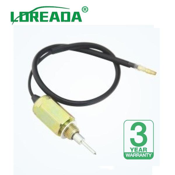LOREADA Car carburetor Repair Kits Idle Speed Electrovalve For NISSAN DATSUN 1800 Solenoid Throttle Vavle 16196-H5002 16196H5002