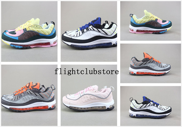 2019 2018 New Top Max 98 Sprite 640744 103 Max 98 Racer Blue 98 Shoes OG Size 5.5 11 With Box From Flightclubstore, $91.38 | DHgate.Com