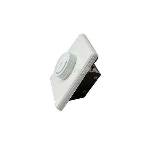 ZLinKJ 220V 10A Adjustment Ceiling Fan Speed Control Switch Wall Button dimmer switch Dimmer Light Switch