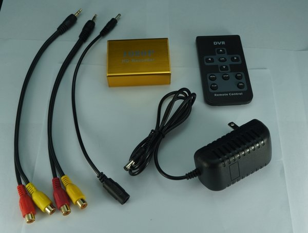 20Sets/Lot Mini AHD DVR Recorder HD 1080P Support SD Card 128GB Real time 1Ch CCTV DVR Board Video Compression Motion Detection
