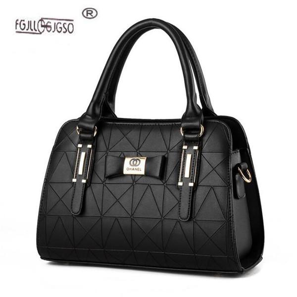 d833ca0ca051 FGJLLOGJGSO New Arrival Fashion Luxury Women Handbag PU Leather Shoulder  Bags Lady Large Capacity Crossbody Hand Bag Sac A Main