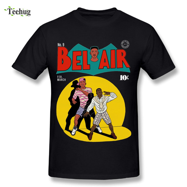 Novelty The Fresh Prince Of Bel Air T Shirt Classic Movie Funny Graphic Nice Homme Tee Shirts Camiseta