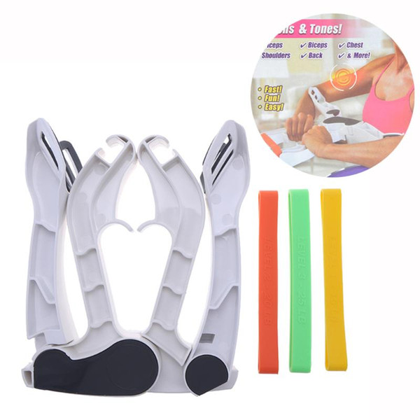 2018 New Arm Strength Brawn Muscle Training Device Forearm Wrist Exerciser Force Fitness Tool Fitness Equipment Accessories