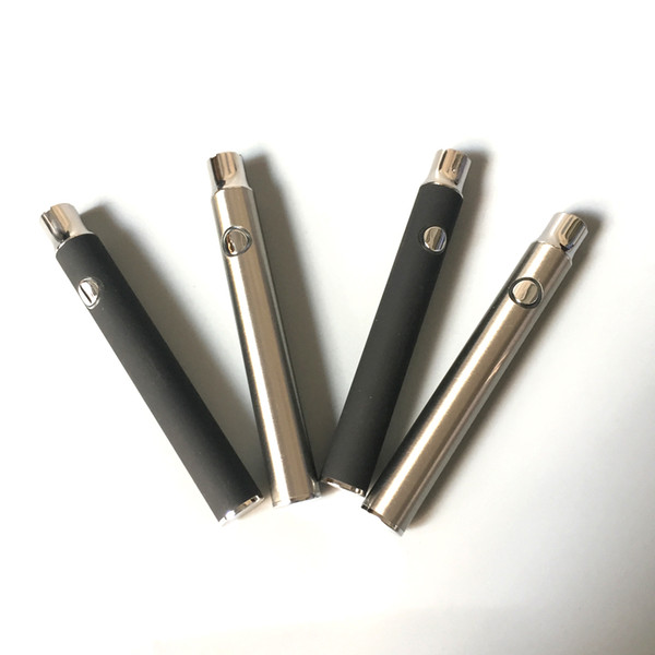 preheating function VV battery 350mah rapid preheat LO battery for wax oil cartridge vape pen fit amigo liberty glass atomizer