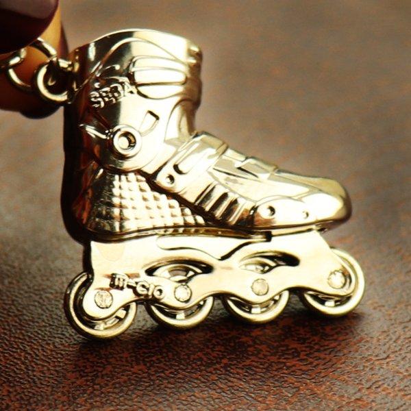 Pendentif Sac Porte Mini Charme Skate Acheter Porte Clés Patins Clés Opener Porte Mignon À Rouleaux Créative Voiture Cadeau Porte De Mode Clés Clés vmN8wnO0
