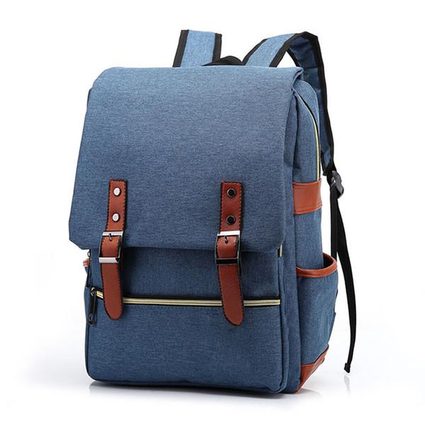 Mochila para la universidad busines portátil bolsas para hombres mujeres impermeable durable del estudiante bookbag casual gran escuela travel daypack 15.6 pulgadas portátil