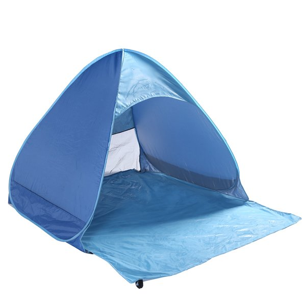 Signle Lightweight Camping/Traveling Family Dome Tent with Carry Bag Beach Shade Tents