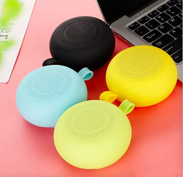 Model Wireless Bluetooth Speaker Mini Outdoor Speaker TF Card Call Radio Portable Cycling Listening to songs