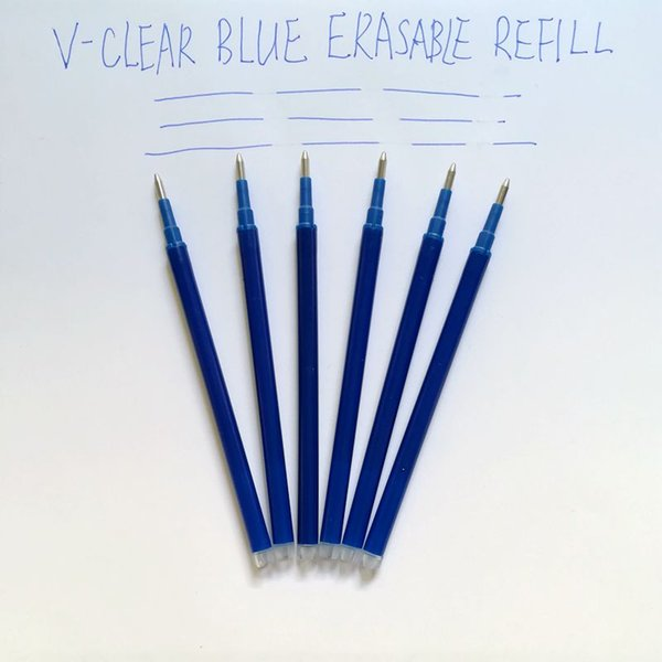 6 Pcs Bleu