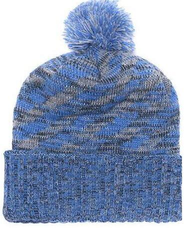 Hot sale Beanie Sideline Cold Weather Graphite Official Revers Sport Knit Hat All Teams winter Warm Knitted Wool Lions Skull Cap