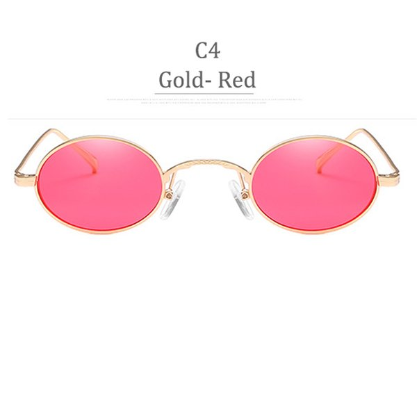 Obiettivo rosso C4 Frame Gold