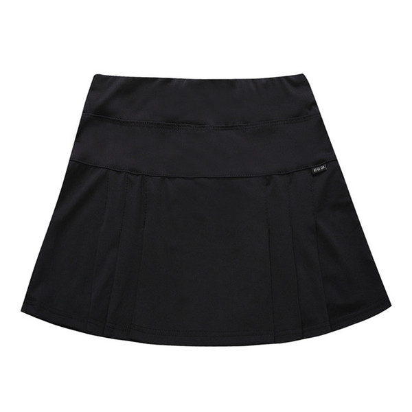 SEXEMARA donne gonna da tennis ragazze cheerleader sport skort gonne da corsa donne shorts da badminton 1pz