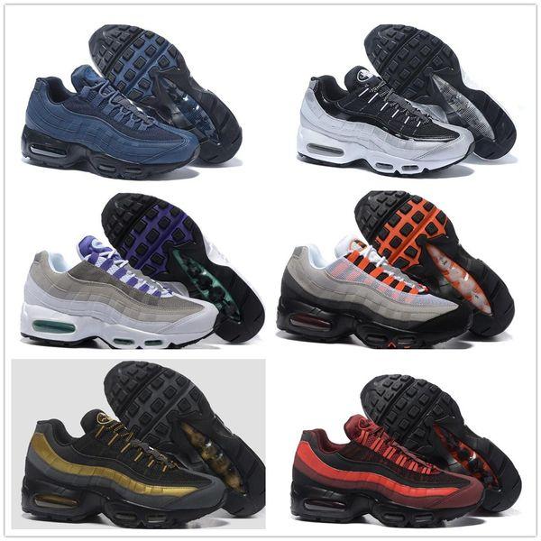 Sports Atléticas 95 Compre Para Zapatillas Men Mejores Correr Black Quality Air Hombres Caminar Hight De 80OwPnk