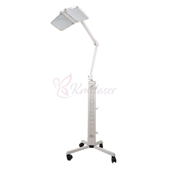 4 light colors red blue yellow green 120mw per light Photon RED + BLUE+ INFRARED Light therapy LED Skin Rejuvenation PDT Machine