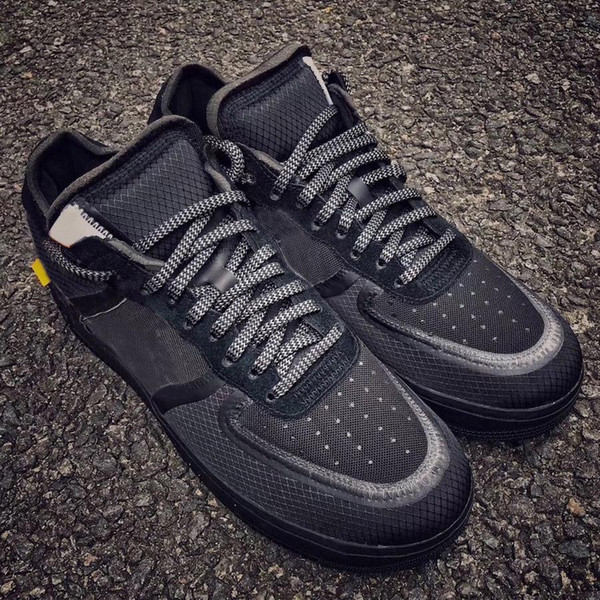Nike The 10 Air Force 1 Low 'off White' AO4606 001 Size
