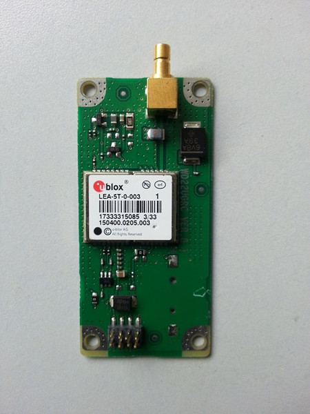 UBLOX GPS timing module card LEA-5T-0-003