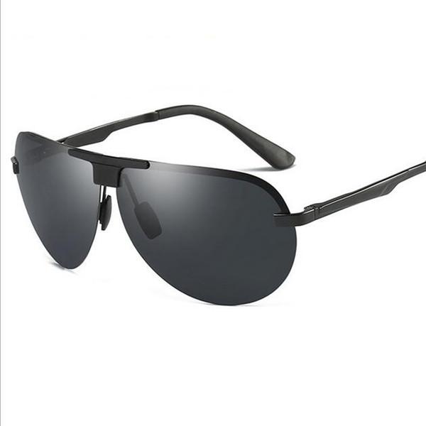 New Fashion Sport Polarized Sunglasses flash Eyewear Night Vision Goggles Driving Fishing for Men A532