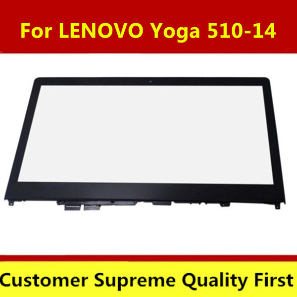 81919c534143 2018 Original 14 Inch For Lenovo Yoga510 14 Yoga 510 14 Yoga 510 14 Laptop  Touch Screen Digitizer Glass Sensor Replacement From Annibi, $83.4 | ...