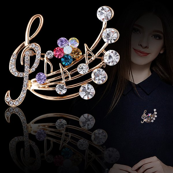 New fashions, brooches, brooches, top notes, brooches, pin clothing accessories, brooch manufacturers wholesale