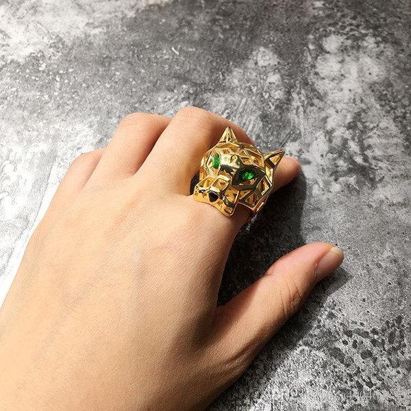High quality fashion stainless steel ring 18K gold rose silver white shell ring for trend people and couples gifts