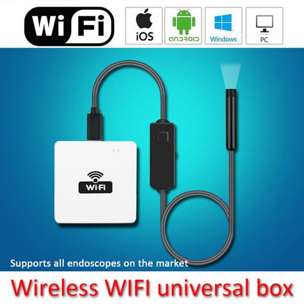 Camara espia wifi Bulucu Kablosuz Wifi Kutusu Mini Taşınabilir İşlevli Sihirli Kutusu Kamera Desteği IOS Android PC Telefonu için