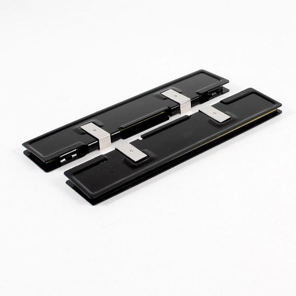 GTFS Hot 2 x Aluminum Heatsink Shim Spreader for DDR RAM Memory