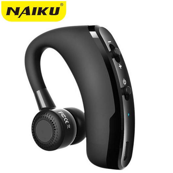 Беспроводная гарнитура Bluetooth Handsfree с шумоподавлением для бизнеса Беспроводная гарнитура Bluetooth с микрофоном для водителя Офисные виды спорта