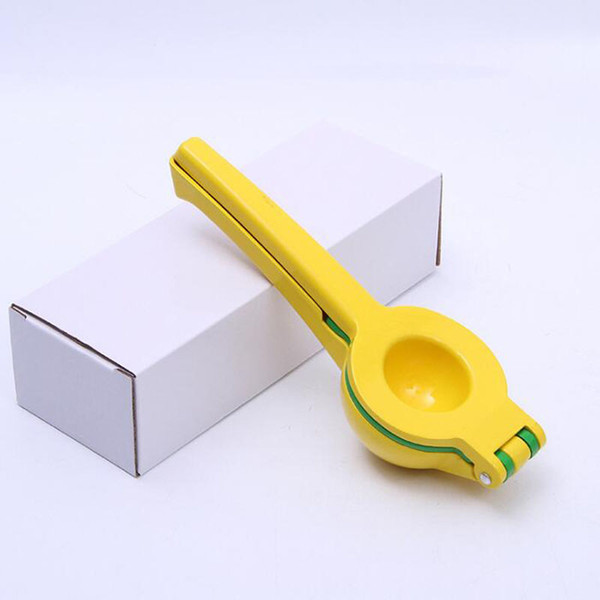 Multifuncional Exprimidor de Limón 2 en 1 Mejor Aleación de Aluminio de Mano Limón Exprimidor de Cítricos Naranja Presione ZA6955