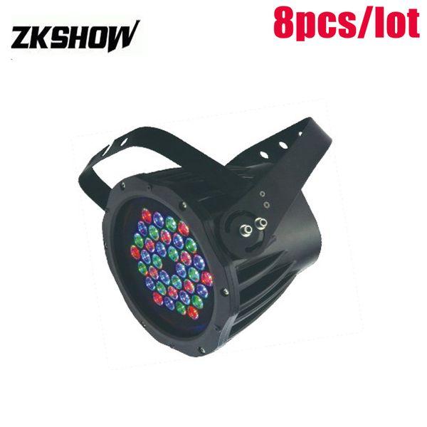 80% Discount Controladora DJ RGB UV 36*1W 3W Waterproof LED Par Light DMX512 DJ Disco Party Wedding Stage Lighting Equipment Outdoor