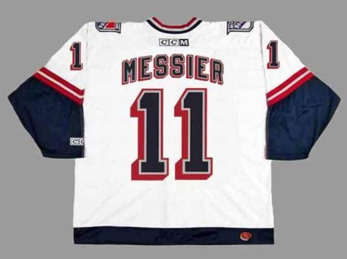 b95a3dec1 2019 MARK MESSIER New York Rangers CCM Turn Back Liberty Hockey ...