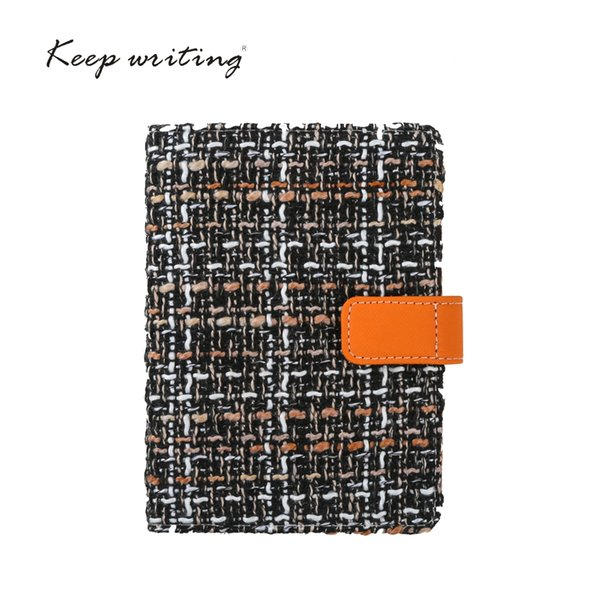 A6 notebooks Cute planner Diary personal agenda TO DO journal Plan office school book Student Stationery 80gsm paper 256 pages