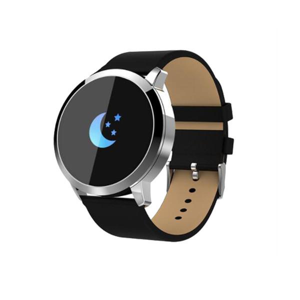 Q8 цветной экран интеллект браслет Ip68 сердечного ритма артериального давления кислорода движения водонепроницаемый Overlength Байд One время крошечные полосы Бел